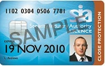 CP licence